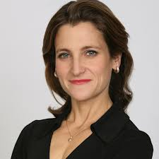 Chrystia Freeland 2